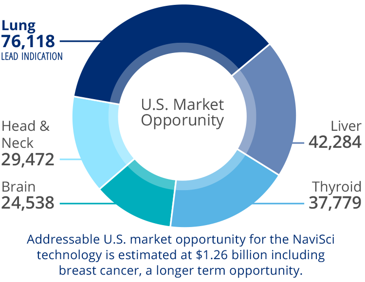 Addressable U.S. market opportunity Infographic